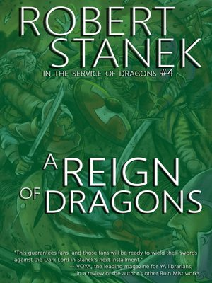 cover image of A Reign of Dragons