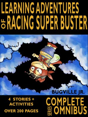 cover image of Complete Learning Adventures of Racing Super Buster