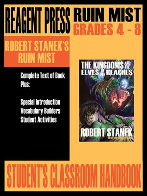 cover image of Student's Classroom Handbook for The Kingdoms and the Elves of the Reaches