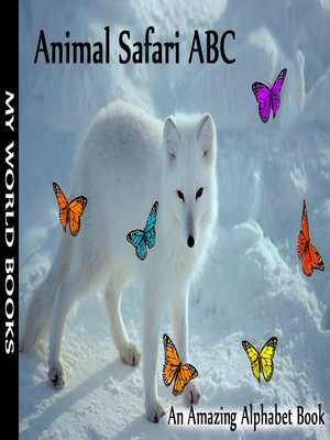 cover image of Animal Safari ABC