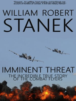 cover image of Imminent Threat