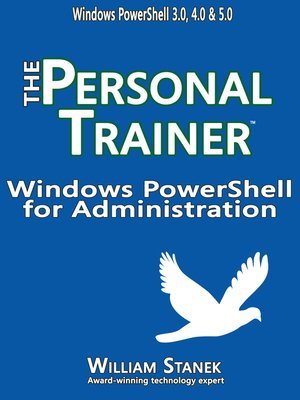 cover image of Windows PowerShell for Administration
