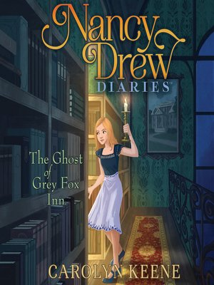 cover image of The Ghost of the Grey Fox Inn