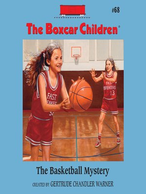 cover image of The Basketball Mystery