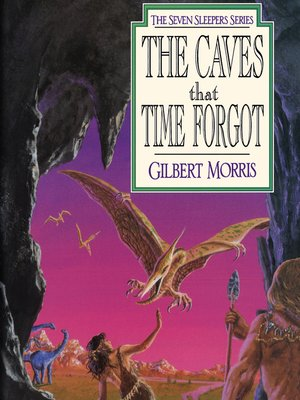 cover image of The Caves that Time Forgot