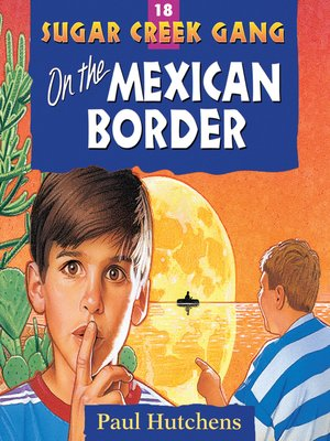 cover image of On the Mexican Border