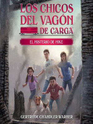 cover image of El misterio de mike (Spanish Edition)