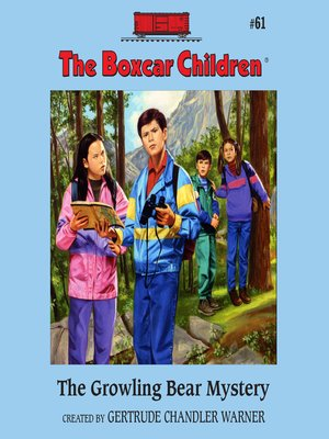 cover image of The Growling Bear Mystery