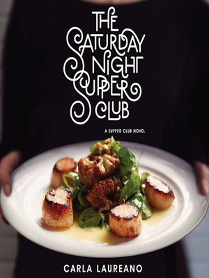 cover image of The Saturday Night Supper Club