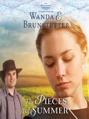 cover image of The Pieces of Summer