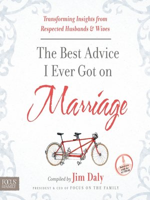 cover image of The Best Advice I Ever Got on Marriage