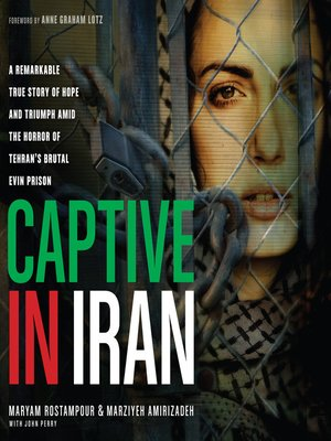 cover image of Captive in Iran
