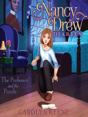 cover image of The Professor and the Puzzle