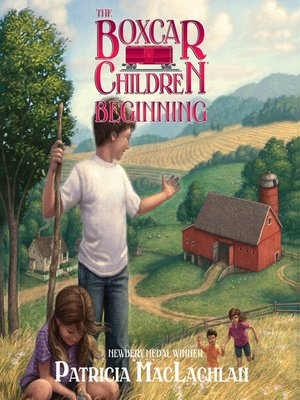 cover image of The Boxcar Children Beginning