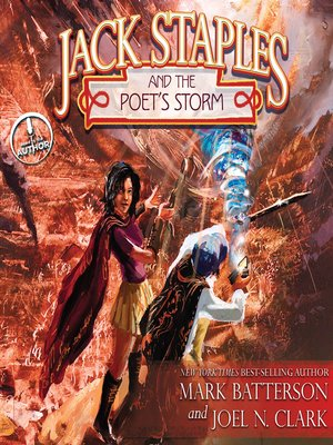 cover image of Jack Staples and the Poet's Storm
