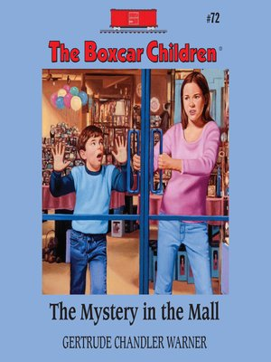 cover image of The Mystery in the Mall