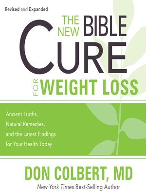 cover image of The New Bible Cure for Weight Loss