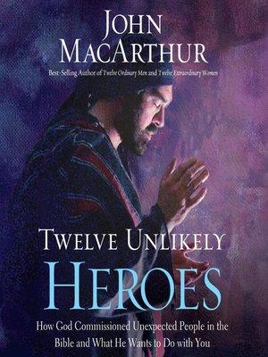 cover image of Twelve Unlikely Heroes
