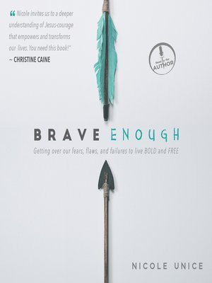 cover image of Brave Enough