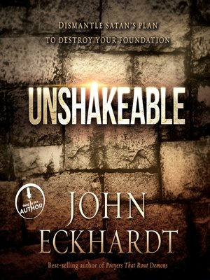 cover image of Unshakeable