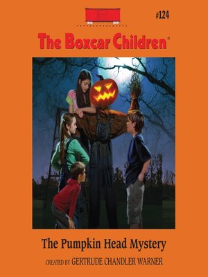 cover image of The Pumpkin Head Mystery