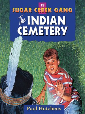 cover image of The Indian Cemetery