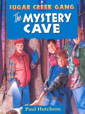 cover image of The Mystery Cave