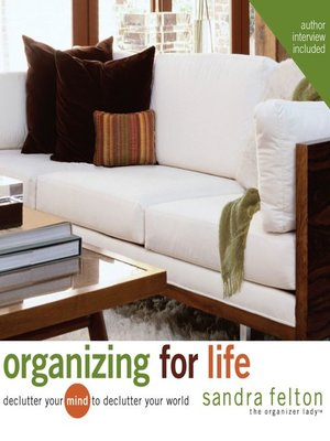 cover image of Organizing For Life