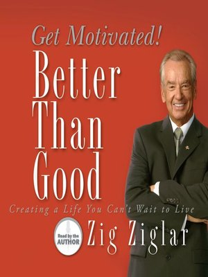 cover image of Better Than Good