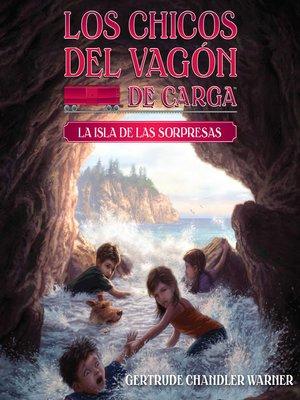 cover image of La isla de las sorpresas (Spanish Edition)
