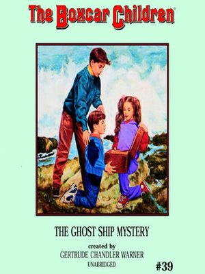 cover image of The Ghost Ship Mystery