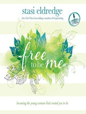 cover image of Free to Be Me