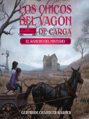 cover image of El rancho del misterio (Spanish Edition)