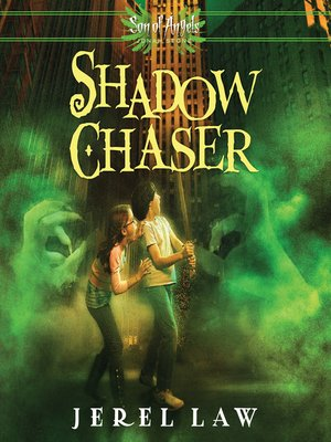 cover image of Shadow Chaser