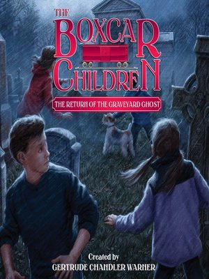 cover image of The Return of the Graveyard Ghost