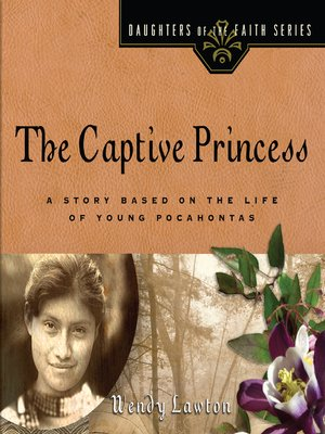 cover image of The Captive Princess