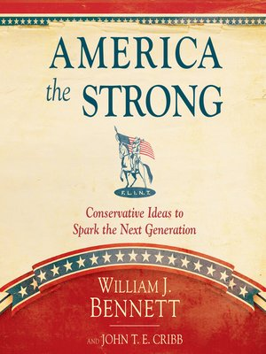 cover image of America the Strong
