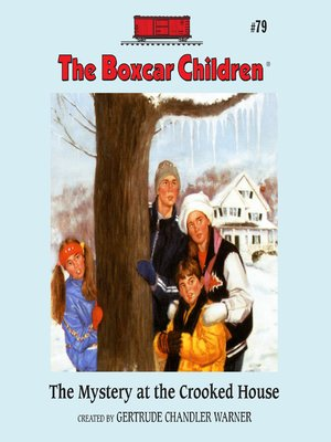 cover image of The Mystery at the Crooked House