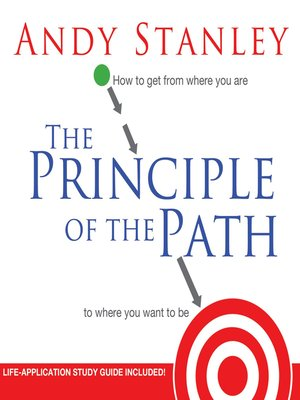 cover image of The Principle of the Path