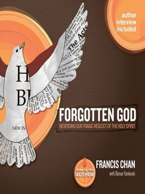 cover image of Forgotten God