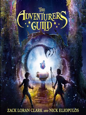 cover image of The Adventurers Guild