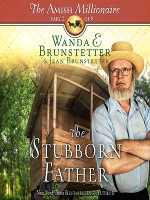 cover image of The Stubborn Father