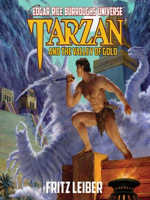 cover image of Tarzan and the Valley of Gold (Edgar Rice Burroughs Universe)