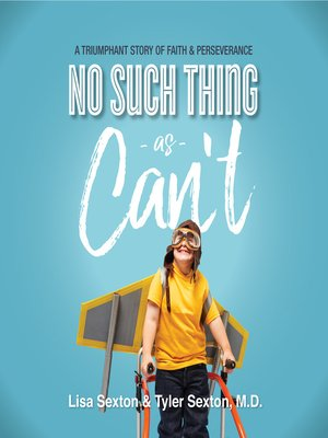 cover image of No Such Thing As Can't
