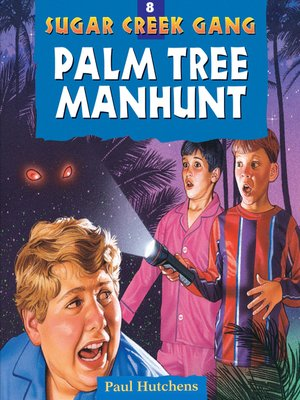cover image of Palm Tree Manhunt