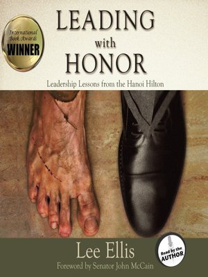 cover image of Leading With Honor