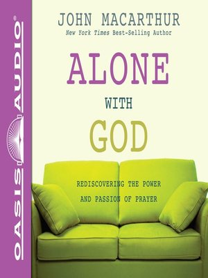 cover image of Alone with God