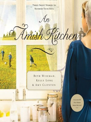 cover image of An Amish Kitchen
