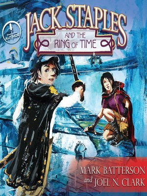 cover image of Jack Staples and the Ring of Time