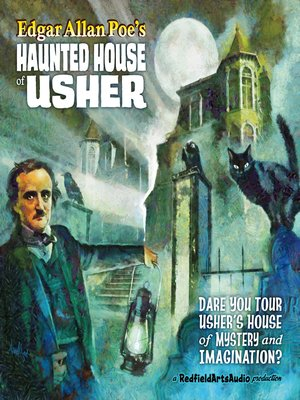 cover image of Edgar Allan Poe's Haunted House of Usher